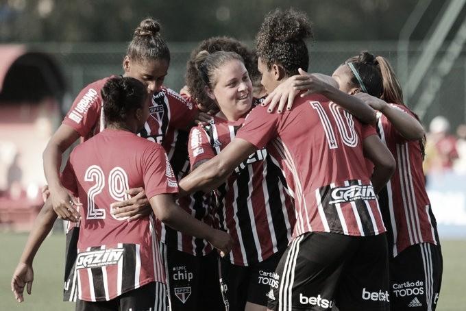 Com duas jogadoras a mais, São Paulo derrota Iranduba em placar apertado no Brasileiro Feminino