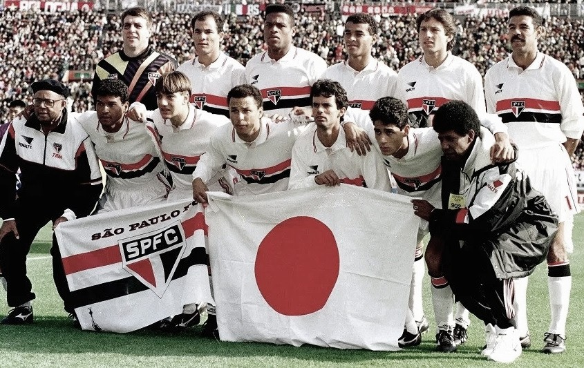 Band exibirá na íntegra final do Mundial de 1993 entre São Paulo x Milan