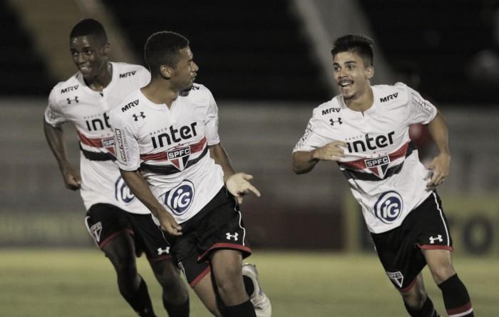 Resultado São Paulo x Chapecoense pela Copa São Paulo de Futebol Júnior 2018 (2-0)