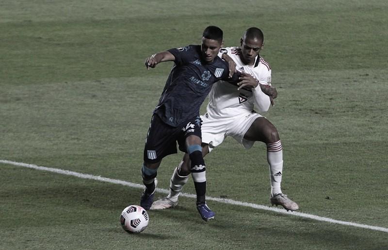 Com reservas, São Paulo perde para o Racing e adia classificação na Libertadores