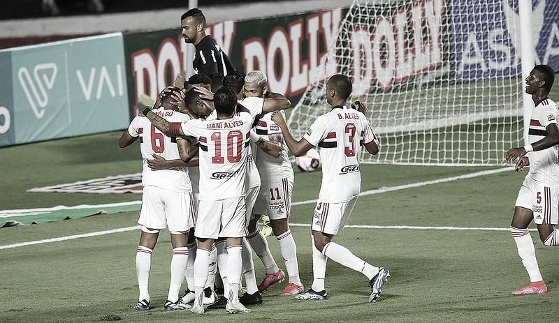 Gol e Melhores momentos de São Paulo 1 x 0 RB Bragantino