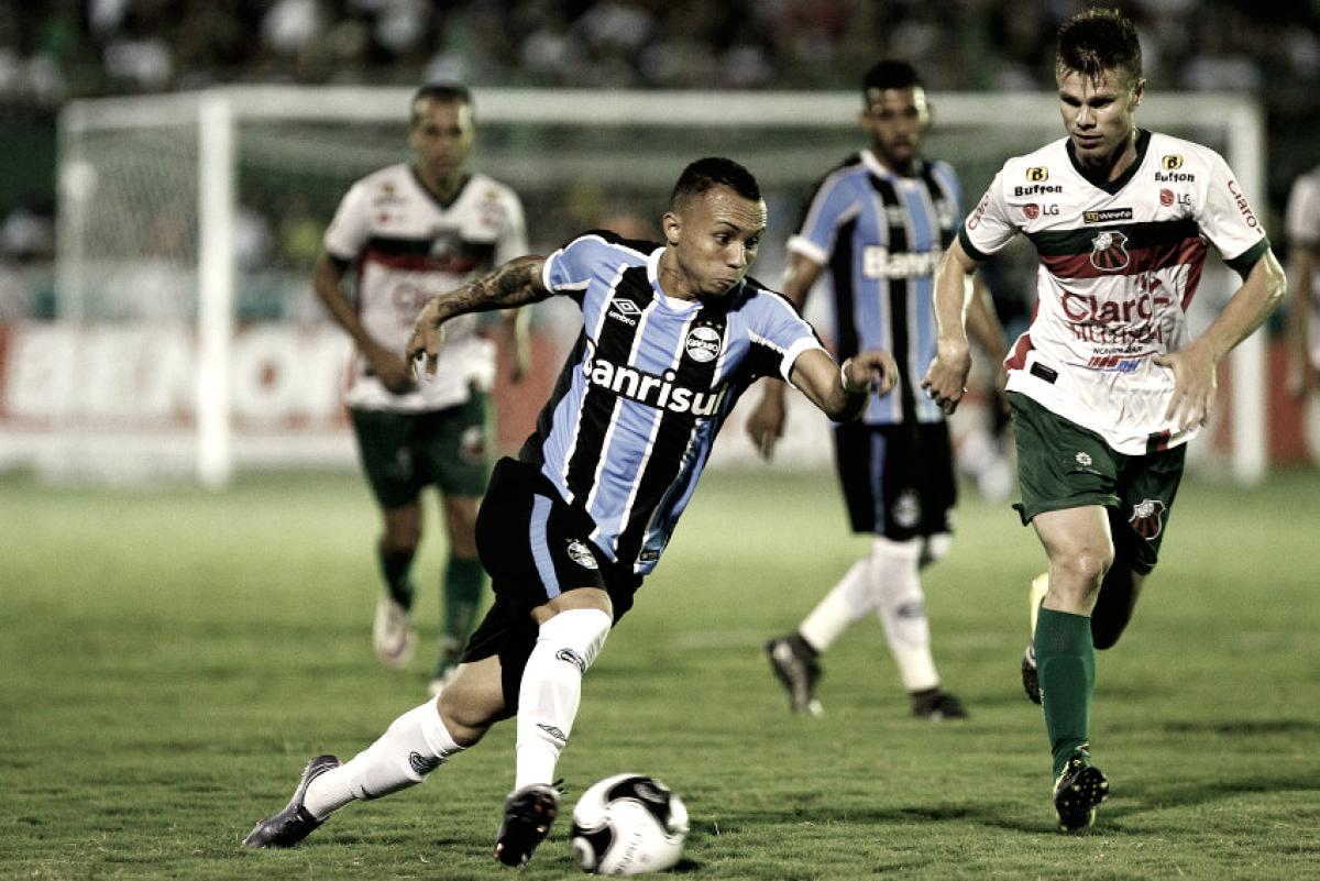 Resultado Grêmio x São Paulo-RG pelo Campeonato Gaúcho 2018 (1-0)
