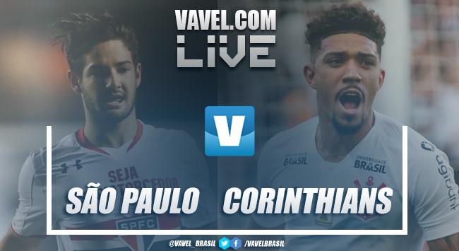 São Paulo x Corinthians AO VIVO hoje pela FINAL (0-0)
