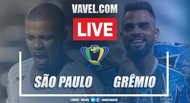 Melhores momentos São Paulo x Grêmio pela Copa do Brasil 2020 (0-0)