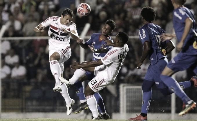 Na possível estreia de Benítez, São Paulo recebe São Caetano no retorno do Paulistão