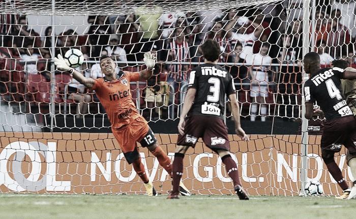"""Destaque do São Paulo contra Sport, Sidão celebra triunfo: """"O importante é vencer"""""""