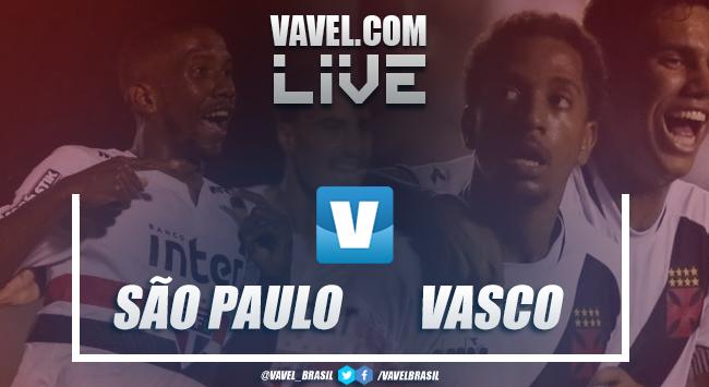 Resultado e pênaltis São Paulo 2 (3) x (1) 2 Vasco da Gama pela final da Copinha 2019