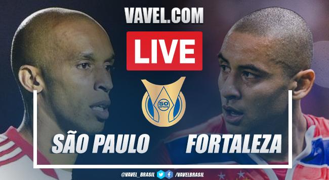 Gol e Melhores Momentos de São Paulo 1-0 Fortaleza