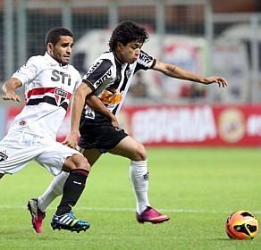 Sem gols, São Paulo e Atlético-MG ficam no empate