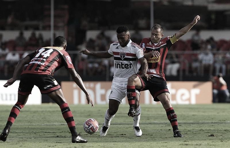 Resultado Ituano x São Paulo pelas quartas de final do Campeonato Paulista 2019 (0-1)