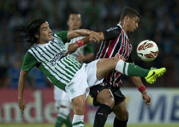 Atlético Nacional vs Sao Paulo en vivo online