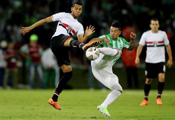 Sao Paulo vs Atlético Nacional en vivo y en directo online por la Copa Sudamericana 2014