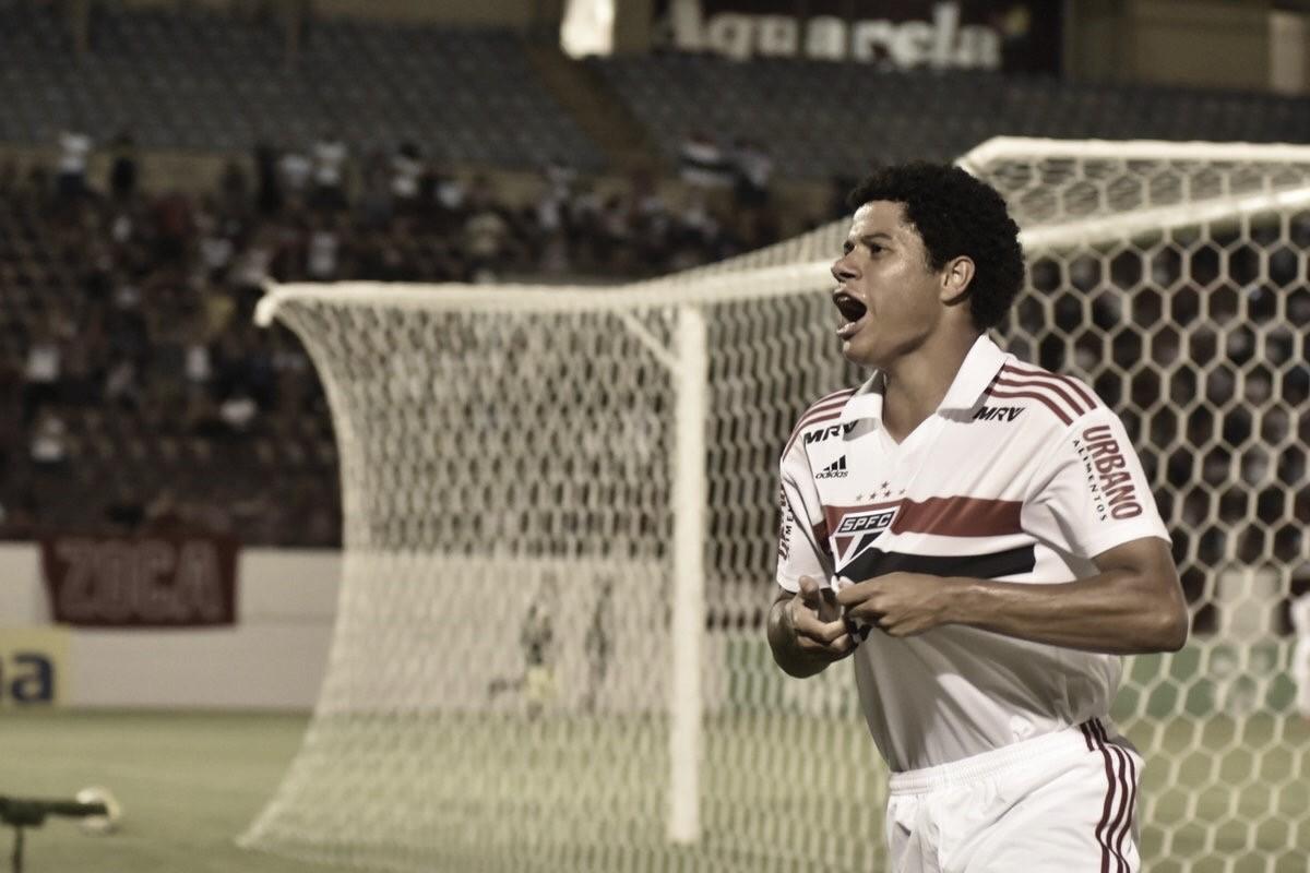 São Paulo estreia na Copinha com goleada sobre o Holanda-AM