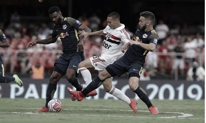 São Paulo empata sem gols com Red Bull Brasil no Morumbi