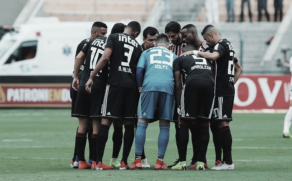 Resultado e gols de São Paulo x São Bento AO VIVO online pelo Campeonato Paulista 2019 (1-0)