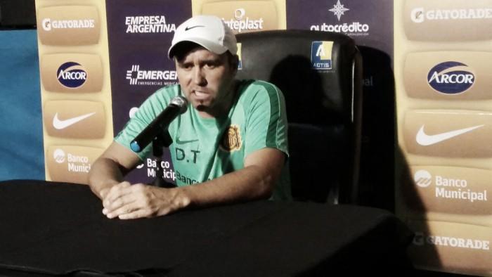 """Eduardo Coudet: """"Para nosotros es el partido más importante"""""""
