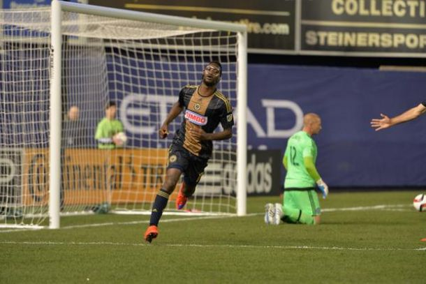Late Goal Steals Point Against New York City FC For Philadelphia Union