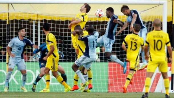 SKC Break Hearts in Road Win at Columbus