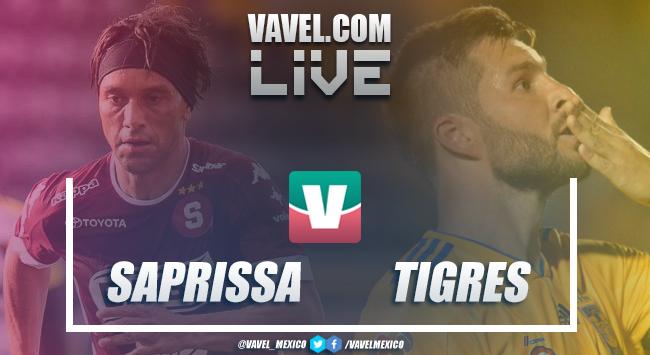 Resultado y goles Saprissa 1-0 Tigres en Conchampions 2019