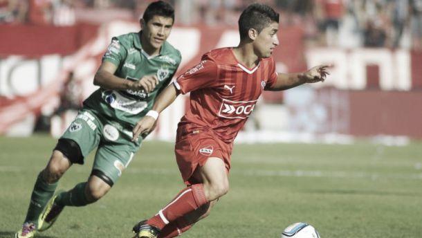 Independiente 1 - Sarmiento 1: Puntuaciones del 'Verde'