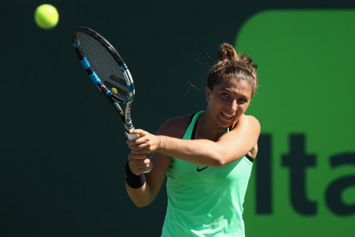 WTA - Miami Open 2017, avanza Sara Errani, fuori Francesca Schiavone