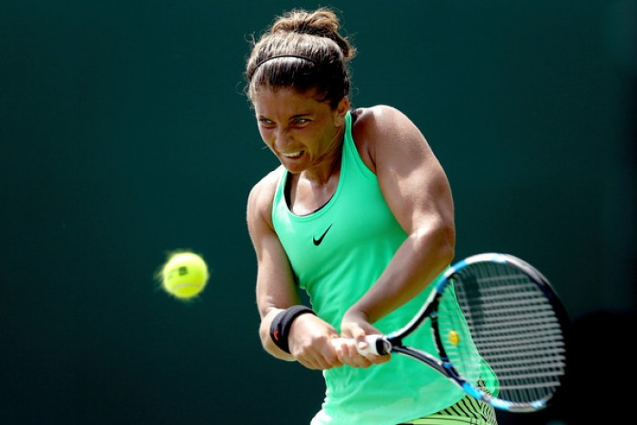 Tennis, Schiavone eliminata in semifinale a Bogotà. Errani sconfitta