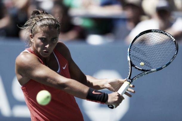WTA Guangzhou: Errani in semifinale, Halep out