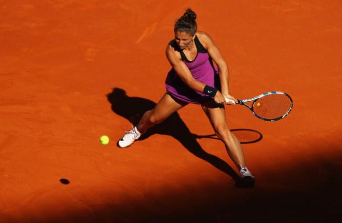 WTA Bastad, in campo Sara Errani