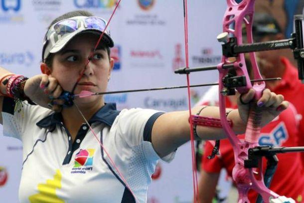 Colombia definió el equipo de tiro con arco para últimas competencias del año