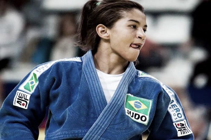 Judô: Sarah Menezes perde na repescagem e está fora da Olimpíada do Rio
