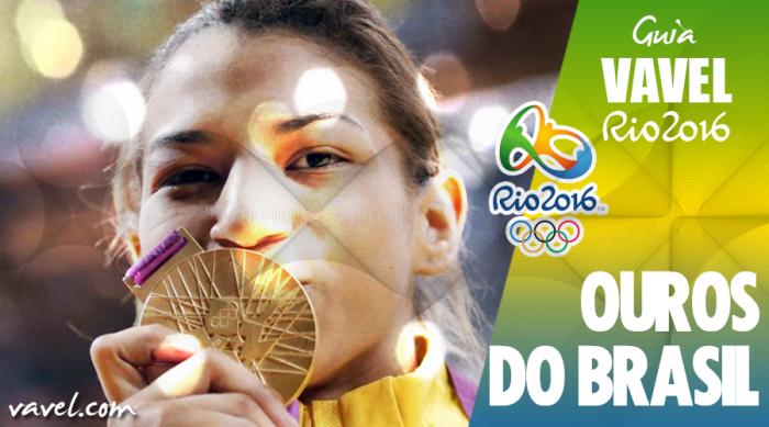 Ouro Olímpico: relembre a conquista da judoca Sarah Menezes
