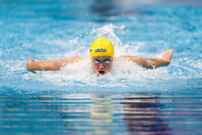 Budapest 2017 - Nuoto, 100 farfalla: Sjoestroem oro e record dei campionati