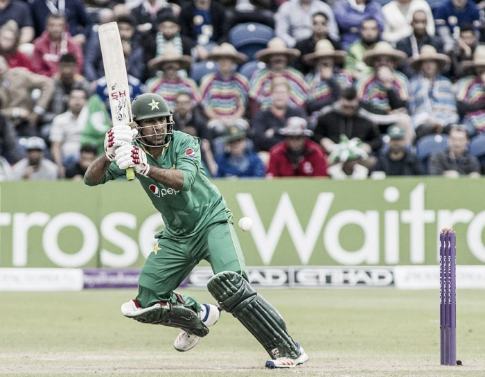 England Vs Pakistan - 5th ODI: Sarfraz stars as Pakistan avoid whitewash