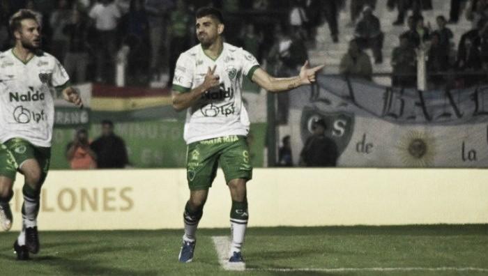 El Arse tropezó en su debut ante Sarmiento