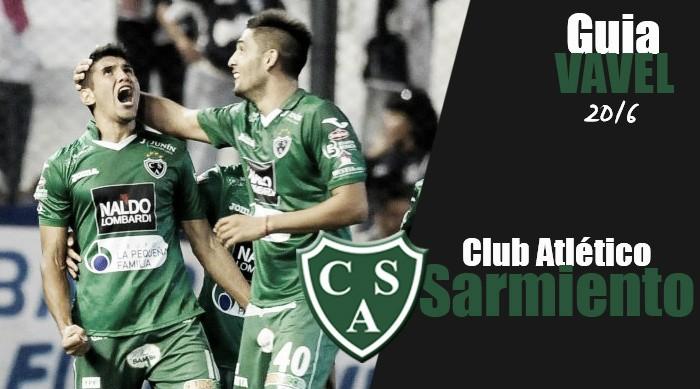 Guía Sarmiento 2016: mismo DT, otro equipo