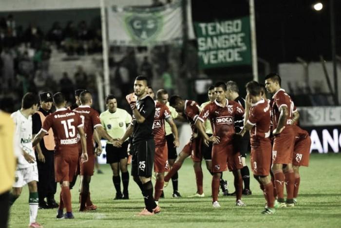 Crónica de un desapego: Sarmiento 0 - Independiente 0