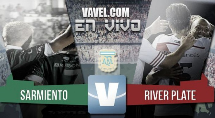 River Plate 2 - 2 Sarmiento: Caruso strikes back