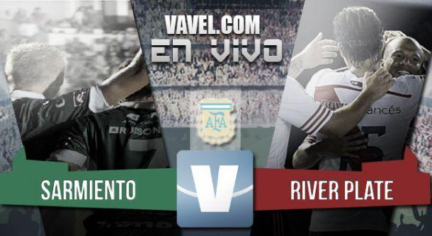 Resultado Sarmiento - River Plate 2015 (1-4)