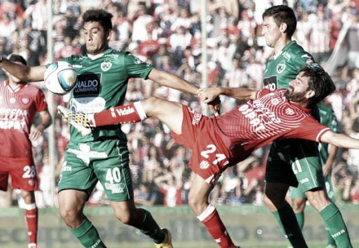 El rival para la recuperación: Sarmiento