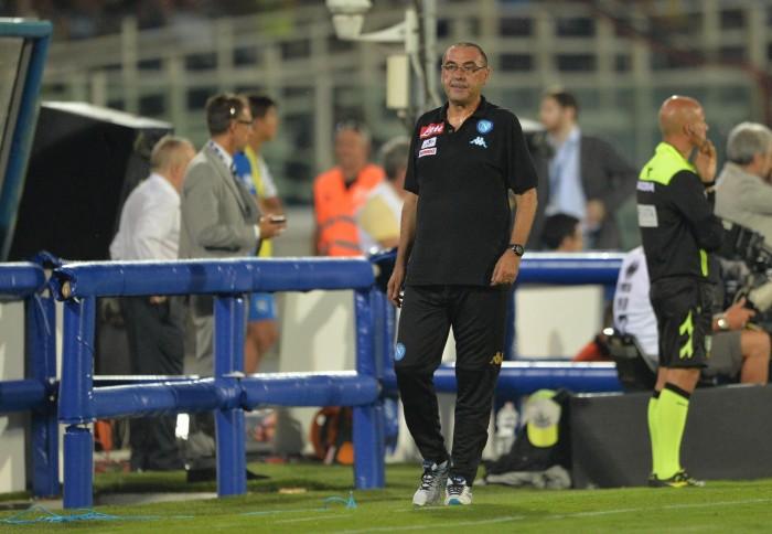 Napoli e Sarri verso il Milan: si lavora sulla testa del gruppo