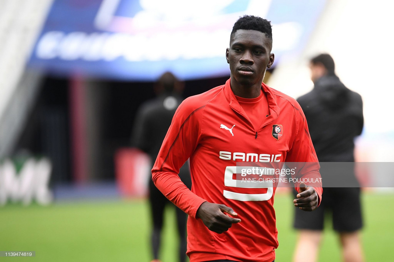 Watford step up pursuit of Ismaïla Sarr