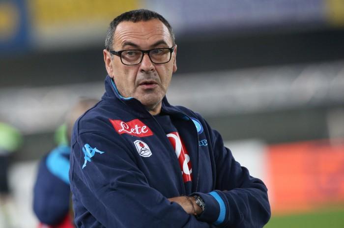 """Sarri: """"Me ha gustado nuestro partido, pero nos cuesta marcar"""""""