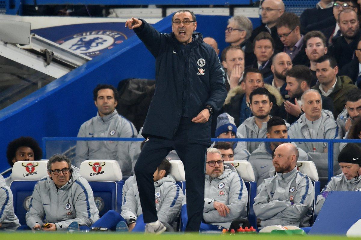 """Após vitória contra o Tottenham, Sarri avalia afastamento de Kepa como """"decisão acertada"""""""