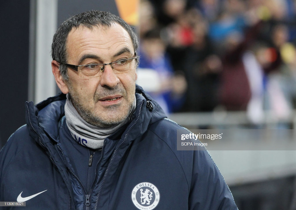 Sarri calls for other attackers to improve after Hazard and Higuain drought