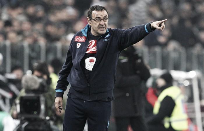 """Após vitória sobre Torino, Sarri enfatiza: """"Precisamos permanecer concentrados"""""""