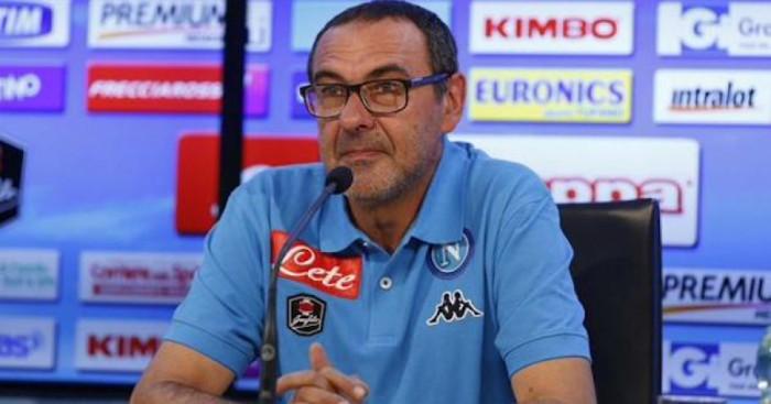 """Champions, le parole di Sarri: """"Servirà concentrazione, dobbiamo imparare dai nostri errori"""""""