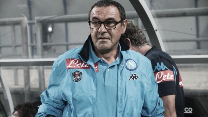 """Ag. Sarri: """"Il Napoli è sfortunato. Le scelte di Sarri? C'è il silenzio stampa"""""""