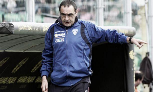 Il ritorno di Maurizio Sarri ad Empoli
