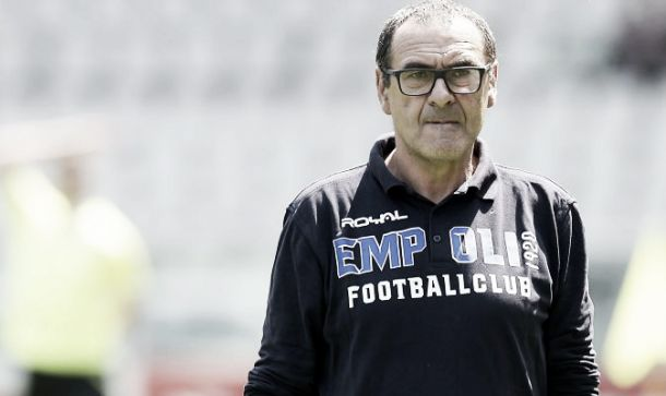 """Sarri: """"Trattativa avanzata col Milan, contatti con la Roma. Cagliari? Resto in Serie A"""""""
