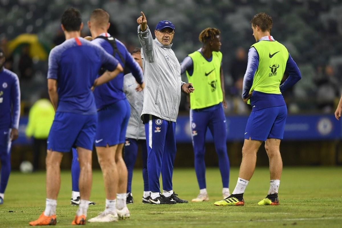 Chelsea, buone indicazioni per Sarri